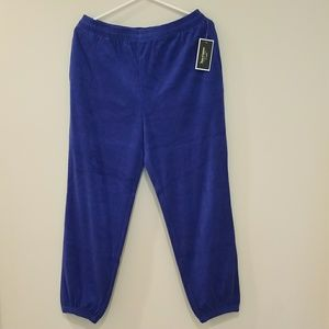 Juicy Couture Royal Blue Joggers